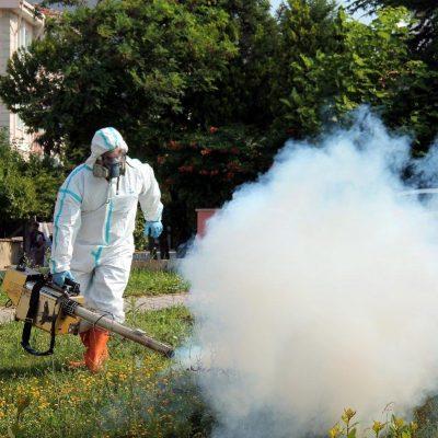 sivrisinek ile mücadele