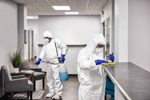 işyeri dezenfektesi