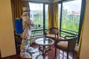 Otel Dezenfeksiyonu ve Otel Oda Dezenfeksiyonu
