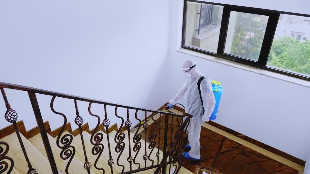 apartman ilaçlama hizmeti